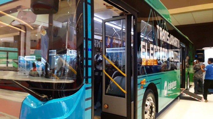 Transjakarta Gandeng MAD akan Segera Uji Coba Bus Listrik di Jakarta