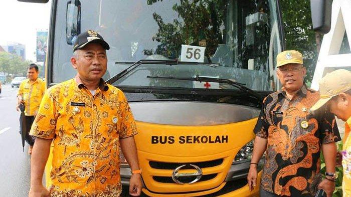 Kota Bekasi Butuh 50 Unit Bus Sekolah