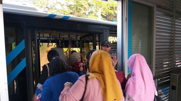 HUT Kota Jakarta: Hari Ini Naik Bus Transjakarta Gratis, Sudirman-Thamrin dan Imam Bonjol Ditutup