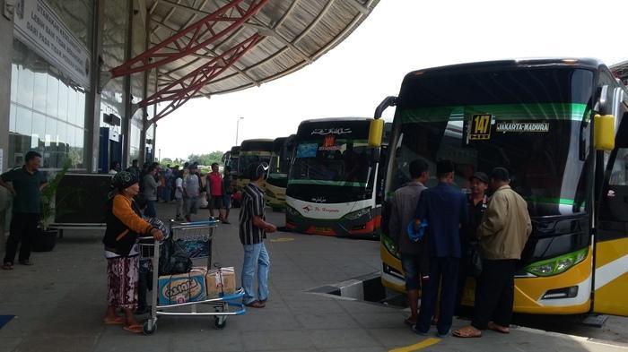 Terminal Pulogebang Belum Semanis Harapan dan Kenyataan
