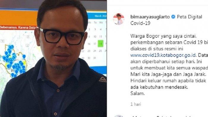 Sebelum Divonis Positif Corona, Bima Arya Posting Video Imbauan Kepada Warga untuk Waspadai Covid-19