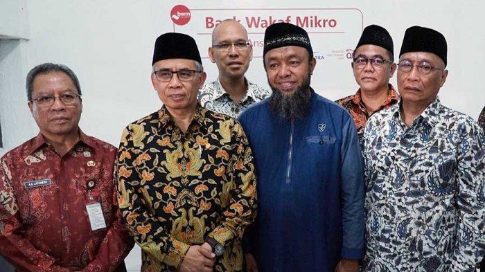 FOTO : Bank Wakaf Mikro Pertama Diresmikan di Ambon
