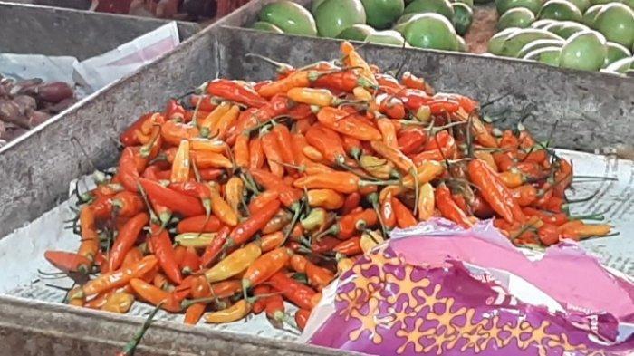 Dua Pekan Jelang Ramadan, Harga Daging Sapi dan Cabai Rawit Merah di Pasar Ciseeng Merangkak Naik
