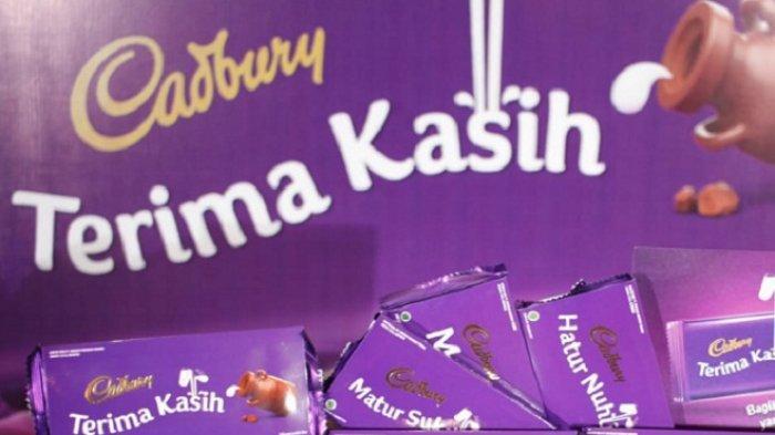 Kemasan Spesial Cadbury 'Terima Kasih' Hadir dalam Bahasa Indonesia dan 6 Bahasa Daerah