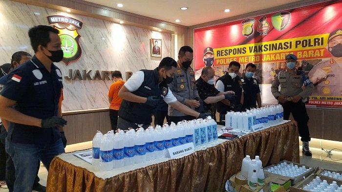Praktik Suntik Filler Payudara Abal-abal Sudah Jalan Lima Bulan dengan Modal Sertifikat Bodong