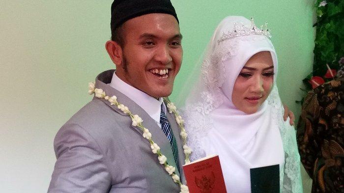 Caisar Menikah Lagi, Menyebut Intan 'Istri yang Cantik'