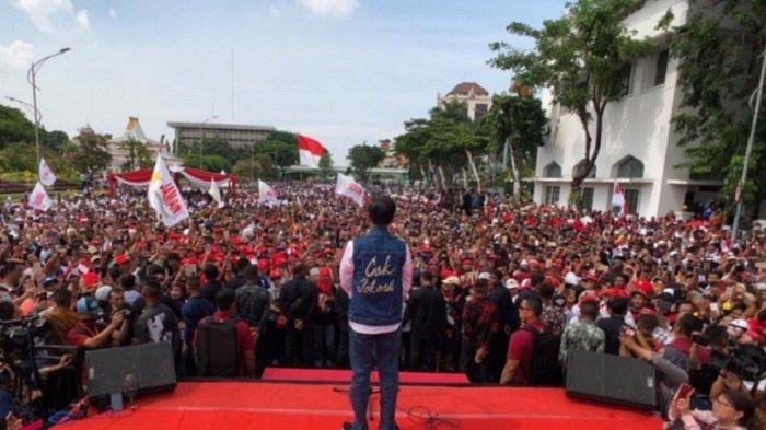 Jika Jan Ethes Dilaporkan ke Bawaslu, Jokowi: Saya Suruh Datang, Paling Ngomongnya Grutal-grutul