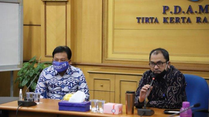 Cakupan Pelayanan Perumdam TKR Diperluas, Kecamatan Rajeg Kabupaten Tangerang Bakal Ada Air Bersih