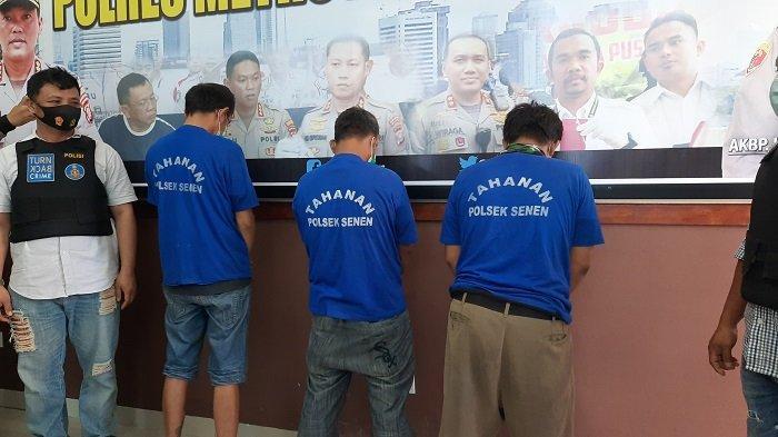 Polisi Tangkap Tiga Calo Rapid Test Palsu dari Tiga Klinik yang Biasa Beroperasi di Stasiun Senen