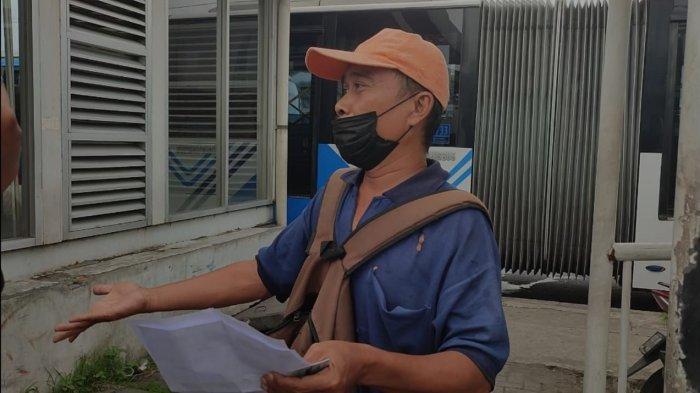 Wajib Tunjukkan STRP Jika Ingin Naik Transjakarta, Pedagang Asongan: Tapi Saya kan Bukan Pegawai