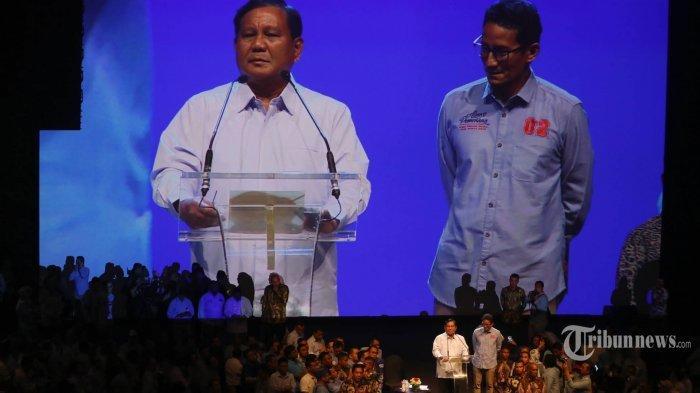 Prabowo Subianto: Calon Pemimpin Nasional Harus Ganteng