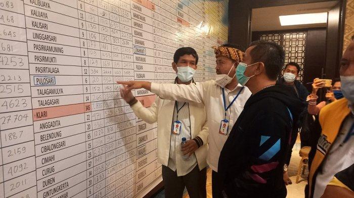 PKS Karawang Umumkan Hasil Real Count, Cellica-Aep Menang Mutlak dengan 60 Persen Suara