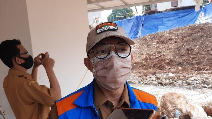 Korban Longsor dan Banjir di Perumahan Nerada Estate Ciputat Pindah Rumah Sementara