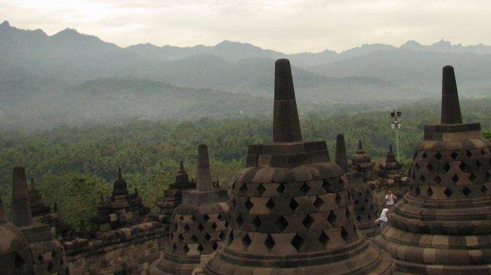 Meski Sudah Kantongi Sertifikat CHSE, Candi Borobudur Tetap Ditutup Selama Liburan Idul Fitri 2021