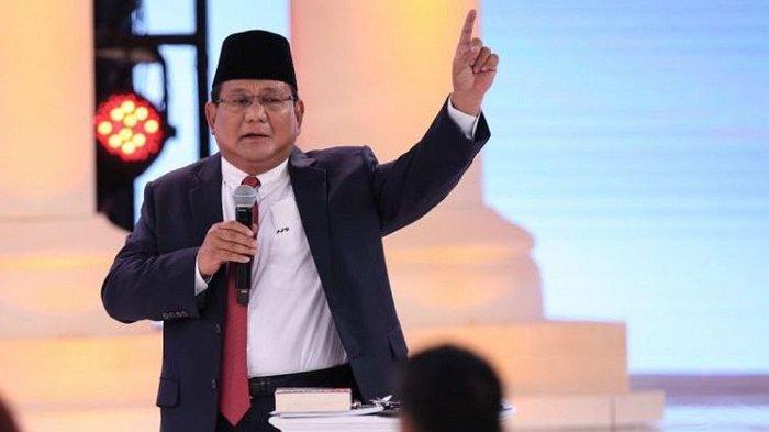 Prabowo: 17 April Tolong Jaga TPS, Jangan Sampai Ada Hantu dan Tuyul Ikut Nyoblos