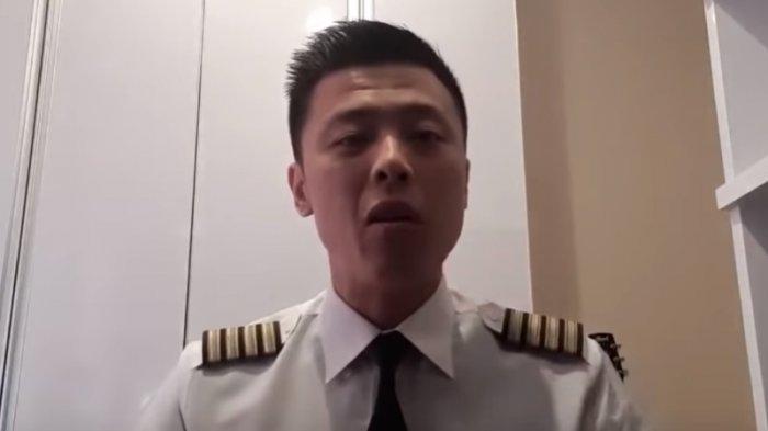 Fakta Baru! Lisensi Terbang Captain Vincent Ternyata Tak ...