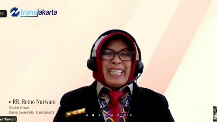 Cerita Sarjana Pertanian Jadi Pilih Menjadi Driver Transjakarta: Saya Termotivasi Anak