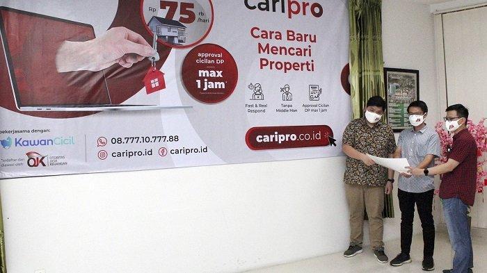 Tawarkan Kemudahan Berinvestasi Properti, Modernland Realty Luncurkan Channel Sales CariPro