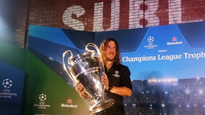 Cukup Rp 10.000, Anda Bisa Tonton Liga Champions dan Liga Europa di Vidio