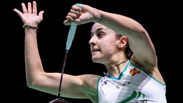 Carolina Marin Dan Pusarla Venkata Sindhu Kemungkinan Besar Ketemu Di Laga Final