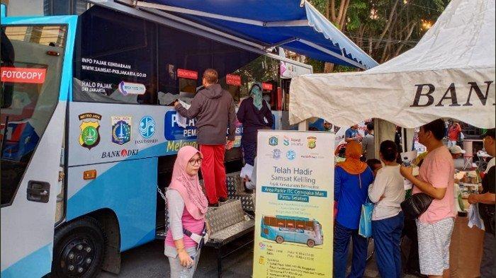 Lokasi SIM Keliling di Jakarta Hari Minggu 3 November 2019