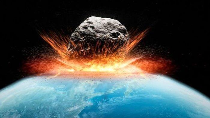CATAT Tanggalnya di Tahun 2022 Bumi Kita Akan Dihantam Planet Minor Berkekuatan 15 Kali Bom Hirosima
