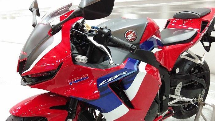 PT AHM Luncurkan Super Sport Honda CBR600RR, dengan Harga Mencapai Rp 550 Juta