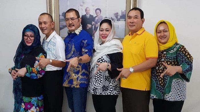 Sempat Ada Konflik, Prabowo pun Menyatukan Keluarga Cendana