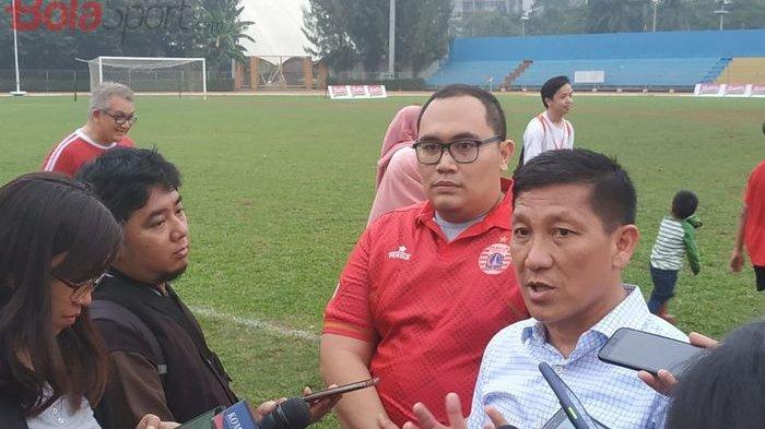 Sejumlah Bintang Absen, Persija Jakarta Tetap Gelar Latihan Perdana Senin (13/1/2020)