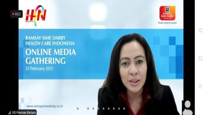 CEO RS Premier Bintaro Sebut Berita Hoaks Tentang Covid-19 Buat Masyarakat Resah dan Ketakutan.