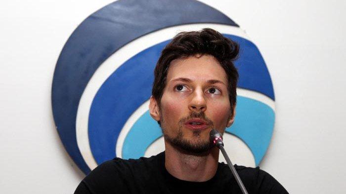 CEO Telegram Tak Pernah Berpikir Buka Kunci Enkripsi