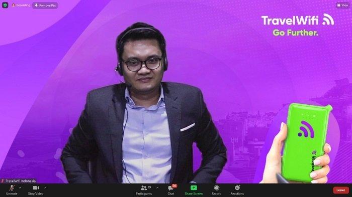 Berteknologi CloudSim, Travel Wifi Tawarkan Sensasi Hotspot Stabil dan Cepat di Wilayah di Indonesia