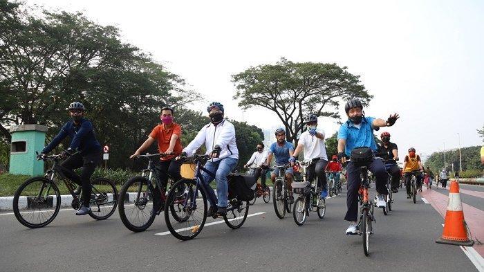 Waspada Begal Sepeda Di Daerah Puri Indah