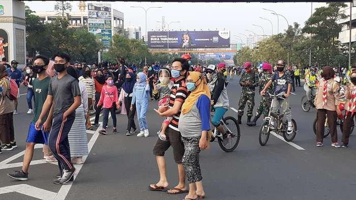 Anggota DPRD Kota Bekasi Sebut Saat Pandemi Covid-19,  CFD Tidak Penting