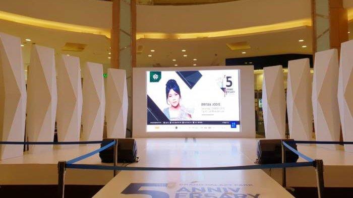 Brisia Jodie akan Meriahkan Anniversary Grand Galaxy Park Bekasi