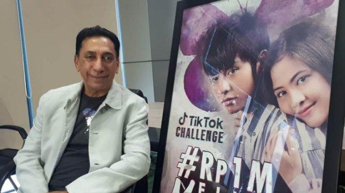 Tik Tok Challenge Film Mariposa, Chand Parwez: Pemenang Utama Akan Dapat Uang Rp 1 Miliar