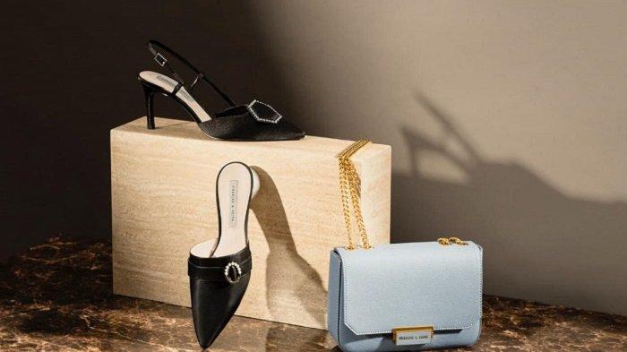 Charles & Keith meluncurkan koleksi 'Dusk to Dawn' untuk menyampaikan pesan 'Inspiring Fashion' hadir dalam 3 model pilihan tas dan 3 model sepatu.