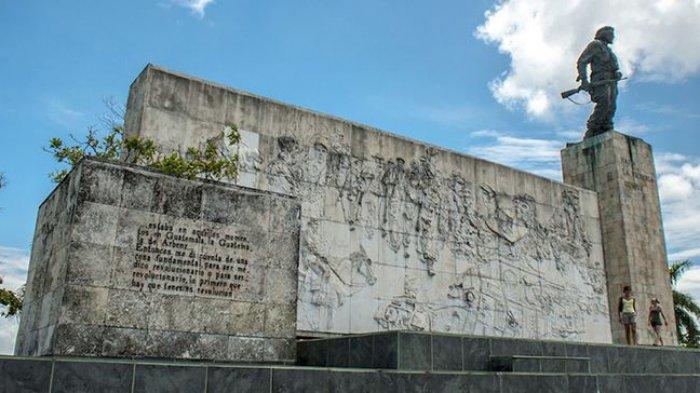 Che Guevara Mausoleum di Santa Clara, Kuba.