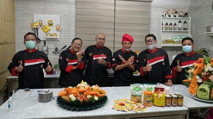 HUT ke-14 Indonesian Chef Association, Bertekad Menduniakan Kuliner Indonesia