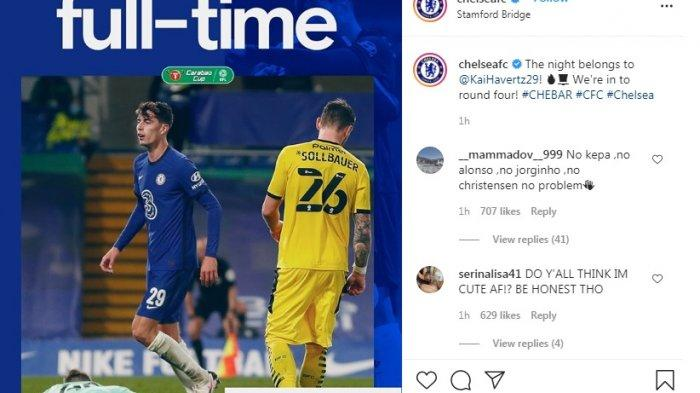 Link Live Piala FA Barnsley vs Chelsea: Valerien Ismael Berikan Kejutan, Thomas Tuchel Rotasi Pemain
