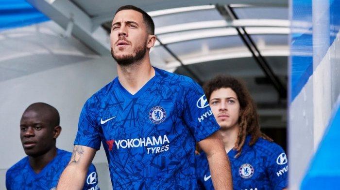 Chelsea Rilis Jersey Baru untuk Musim Mendatang