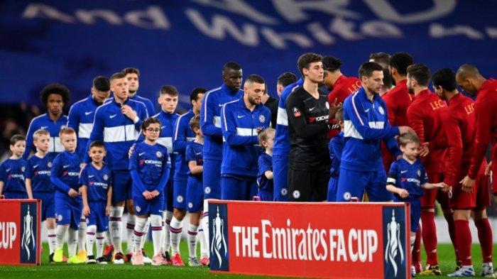 Pemain Chelsea FC Absen Latihan Karena Takut Corona