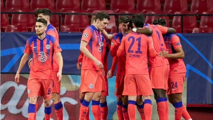 Sedang Berlangsung Porto vs Chelsea, Aksi Cerdas Mason Mount Bikin Chelsea Sementara Unggul 1-0