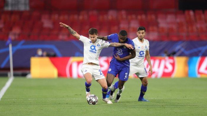 Babak Kedua Chelsea vs Porto, Tim Tamu Pertajam Serangan dengan Memasukan Mehdi Taremi