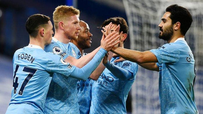 Kalahkan Brighton 1-0, Manchester City Ramaikan Persaingan Perebutan Gelar Juara Liga Inggris