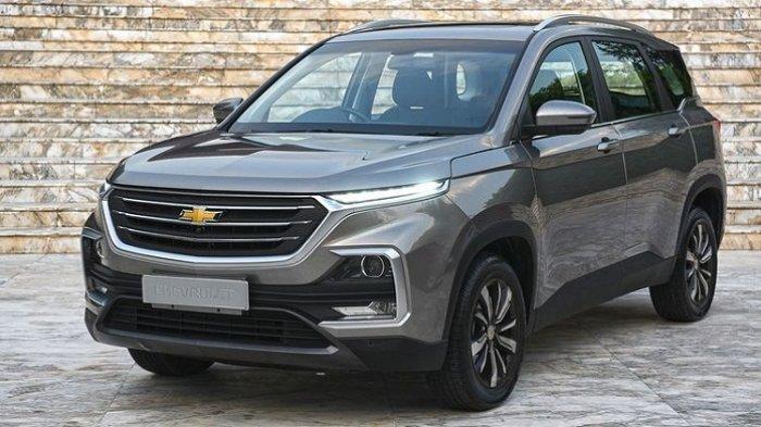Target Tembus 2.600 Unit, Wuling Almaz Berjubah Chevrolet Captiva Paling Banyak Diekspor ke Thailand