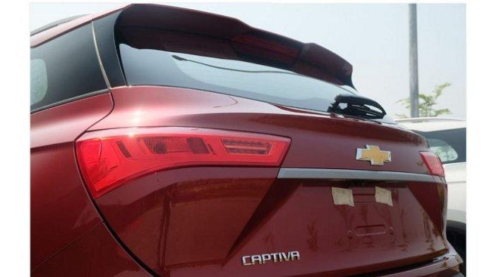 Ini 4 Perbedaan Wuling Almaz Versi Indonesia dan Kembarannya yang Diekspor, Chevrolet Captiva