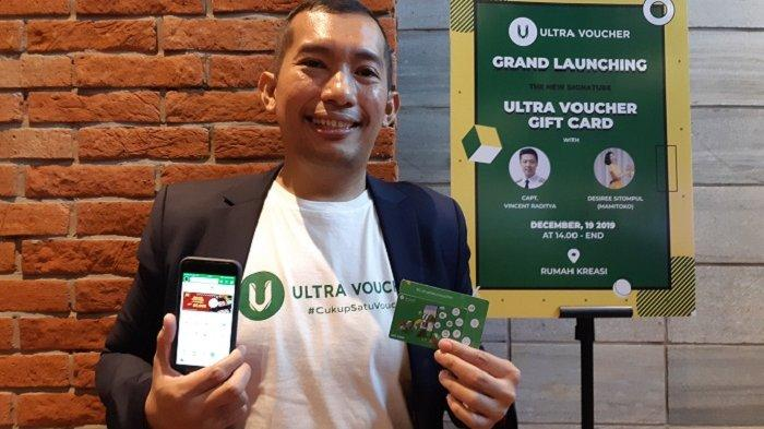 Ultra Voucher Gift Card,1 Voucher Bisa Ditukar Banyak Merchant, Cocok buat Tukar Kado Tahun Baru