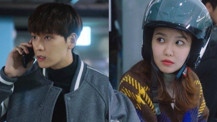 Adegan dalam drama Korea So I Married the Antifan dibintangi Choi Tae Joon dan Sooyoung.