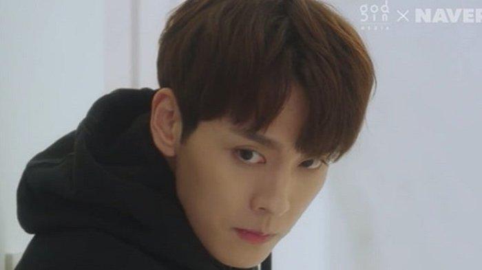 Choi Tae Joon saat melakukan adegan dalam drama Korea So I Married the Antifan